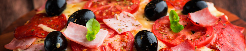 Pizza na rozvoz, rozvoz jídel